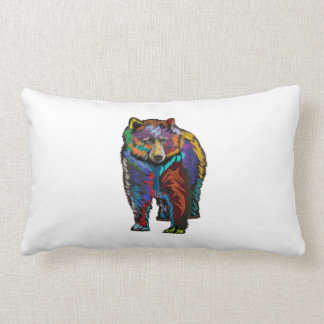 THE COLORFUL SHOW LUMBAR PILLOW