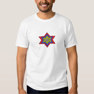 The Colorful star Shirts