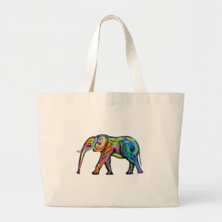 THE COLORS IMMACULATE LARGE TOTE BAG