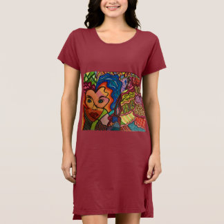 The colors of love dress