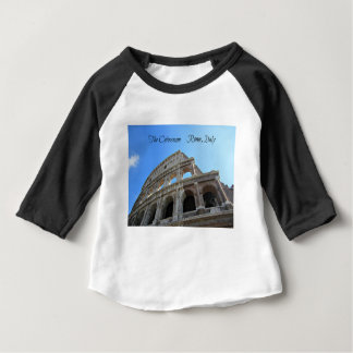 The Colosseum in Rome, Italy Baby T-Shirt
