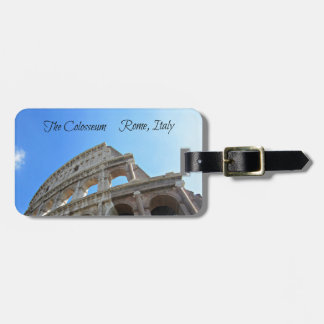 The Colosseum in Rome, Italy Luggage Tag