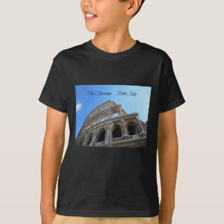 The Colosseum in Rome, Italy T-Shirt