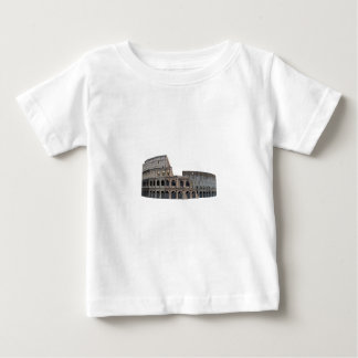The Colosseum of Rome: 3D Model: Baby T-Shirt