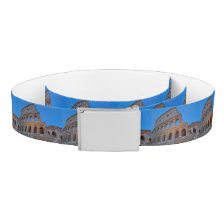 The Colosseum, originally the Flavian Amphitheater Belt