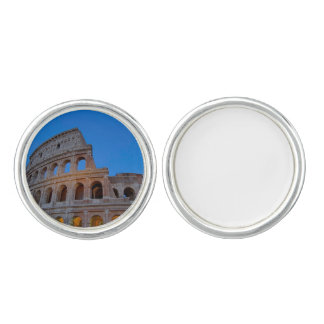 The Colosseum, originally the Flavian Amphitheater Cuff Links
