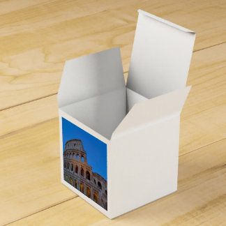 The Colosseum, originally the Flavian Amphitheater Favor Boxes
