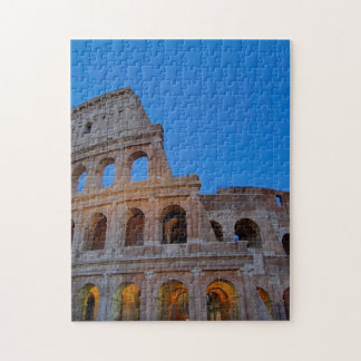 The Colosseum, originally the Flavian Amphitheater Jigsaw Puzzle