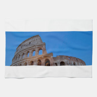 The Colosseum, originally the Flavian Amphitheater Kitchen Towels