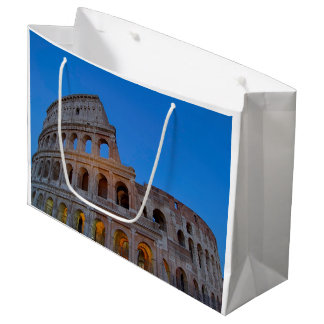 The Colosseum, originally the Flavian Amphitheater Large Gift Bag