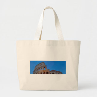 The Colosseum, originally the Flavian Amphitheater Large Tote Bag
