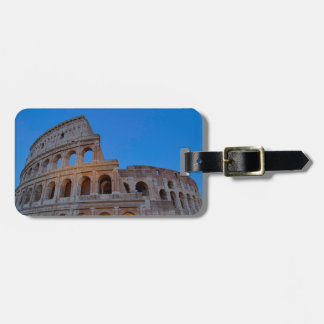 The Colosseum, originally the Flavian Amphitheater Luggage Tag