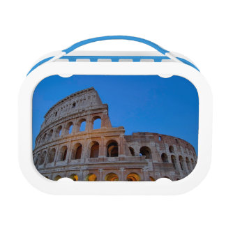 The Colosseum, originally the Flavian Amphitheater Lunchbox