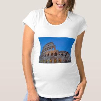 The Colosseum, originally the Flavian Amphitheater Maternity T-Shirt