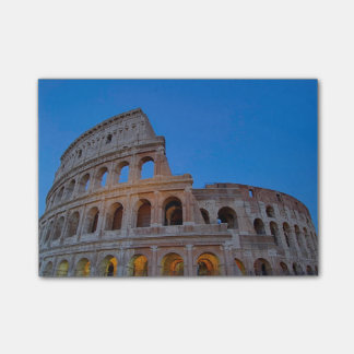 The Colosseum, originally the Flavian Amphitheater Post-it® Notes