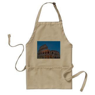 The Colosseum, originally the Flavian Amphitheater Standard Apron