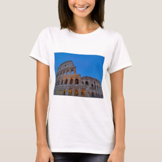 The Colosseum, originally the Flavian Amphitheater T-Shirt