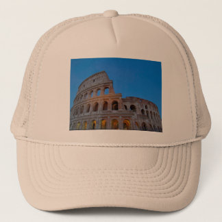 The Colosseum, originally the Flavian Amphitheater Trucker Hat