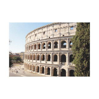 The Colosseum (Rome) Canvas Print