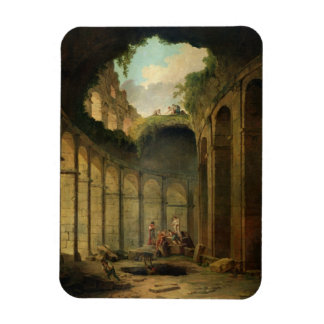 The Colosseum, Rome (oil on canvas) Magnet