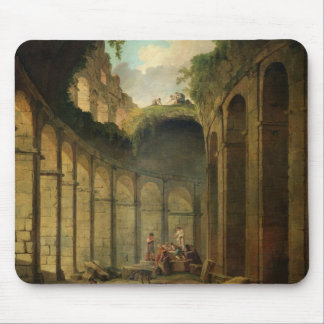 The Colosseum, Rome (oil on canvas) Mouse Pad