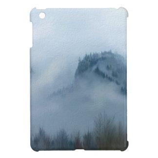 The Columbia Gorge In The Fog iPad Mini Cases