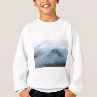 The Columbia Gorge In The Fog Sweatshirt