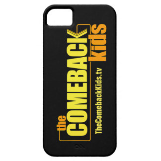 The Comeback Kids cell phone cover