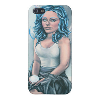 the coming of winter faery i phone 4 case cases for iPhone 5