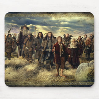 The Company Framed Mouse Pad