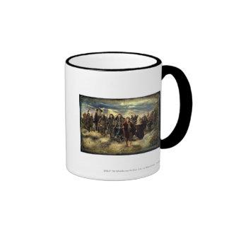 The Company Framed Ringer Coffee Mug