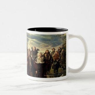The Company Framed Two-Tone Mug
