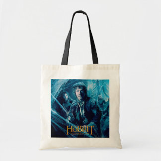The Company In Mirkwood Budget Tote Bag
