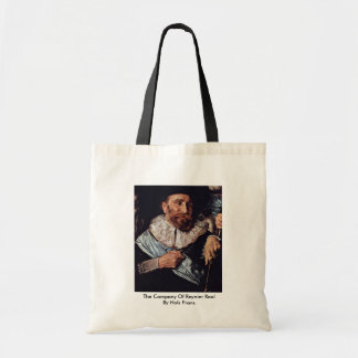 The Company Of Reynier Real  By Hals Frans Tote Bag
