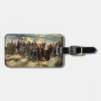 The Company Travel Luggage Tag