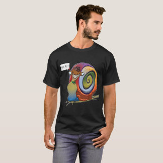 The Compliment Snail T-Shirt
