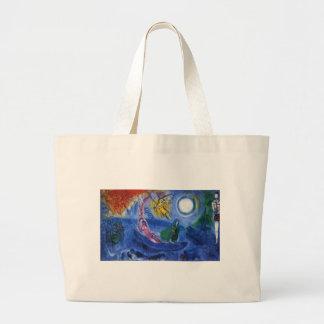 the-concert-1957 large tote bag