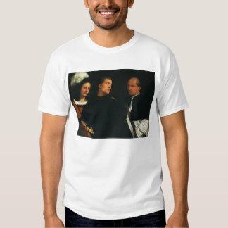 The Concert by Titian Vintage Renaissance Fine Art T Shirt