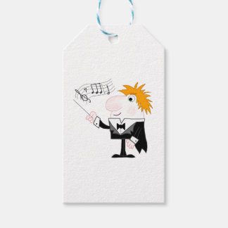 The Conductor Gift Tags