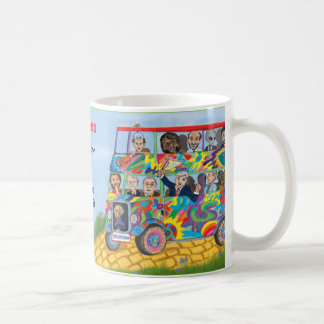 The Congressional Economic Magic Bus Mug