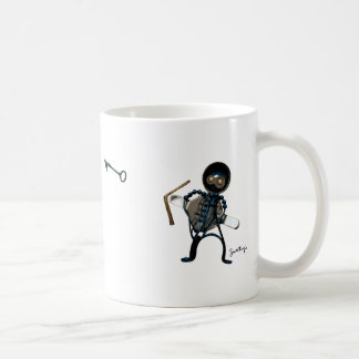The Conjurer and the Archer Coffee Mug