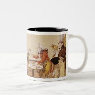 The Conjuror Two-Tone Coffee Mug