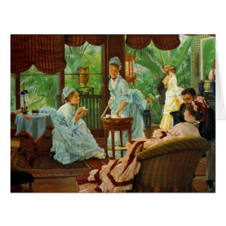 The Conservatory 1875 Card
