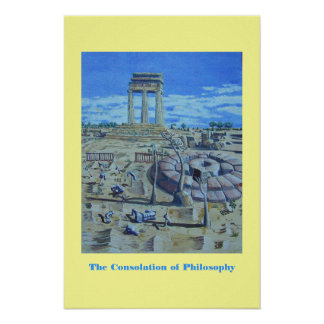 The Consolation of Philosophy Poster