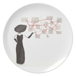 The Conspiracy Plate