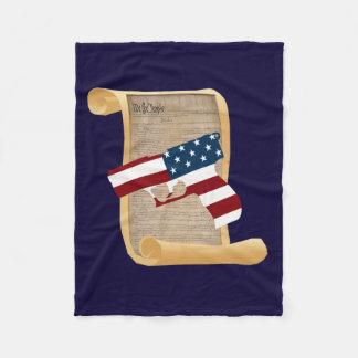 The Constitution Fleece Blanket
