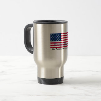 The Constitution is America 1 mug