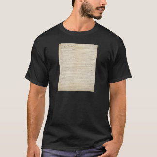 The Constitution of the United States of America T-Shirt