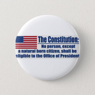 The Constitution Says.... 2 Inch Round Button