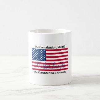 The Constitution, Stupid 1 mug